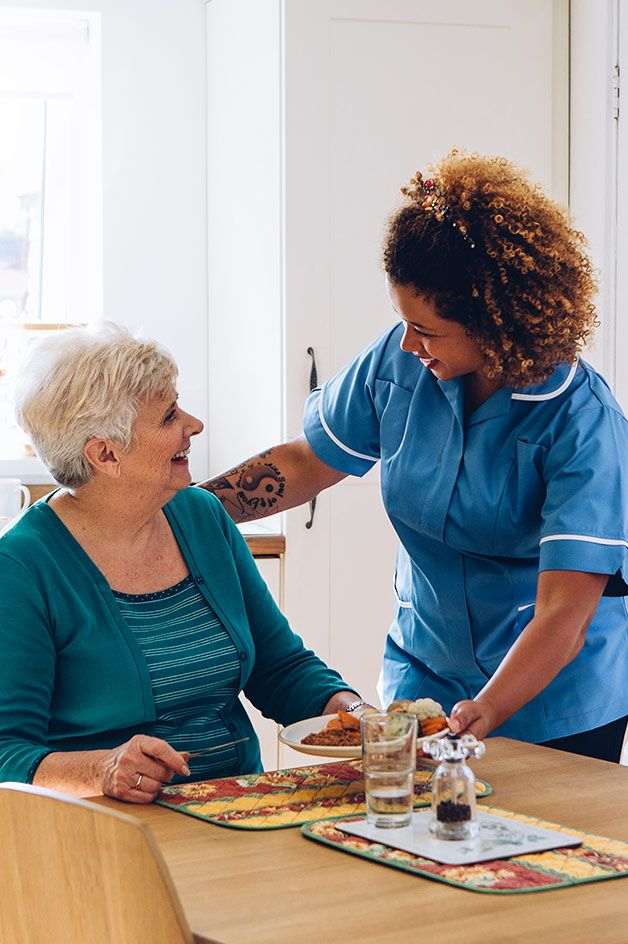 Home Health Aides – Ameribest Home Care